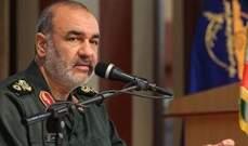 العميد سلامي:اميركا واسرائيل والسعودية ثالوث الجريمة ضد الشعب الايراني