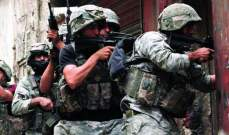 الأخبار: الجيش دهم قبل أسابيع مستودعا لأبو طاقية وعثر بداخله على أسلحة