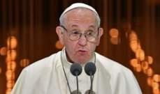 البابا فرنسيس يدعو إلى حشد جهود الجميع للمساهمة في إعادة بناء نوتردام