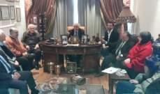 نقيب المحررين من طرابلس: ليكن للصحافي سيادته وليمارس سلطته للخير