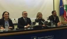 حنكش: هناك تحسن في مشاركة المرأة السياسية