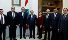 الرئيس عون: أحكام المؤسسات القضائية والهيئات الرقابية يجب أن تُحترم