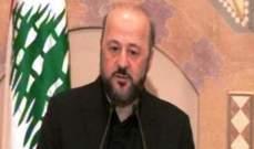 الرياشي: إتصال حصل بين الحريري وجعجع لتنسيق المواقف