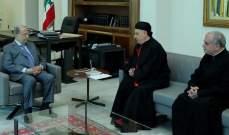 الرئيس عون: المطران أبو جودة كان متجذراً في انسانيته ومخلصا لرسالته الروحية