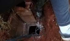 النشرة: انتشال جثة طفل من جورة صحية في علي النهري