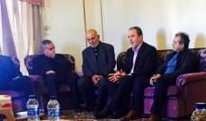 جهاد طه: نثمن موقف لبنان الرسمي والوطني والشعبي تجاه قضية القدس
