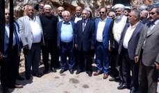هاشم: نريد أن تكون الانتخابات استفتاء وطنيا للخيارات السياسية