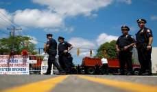 ABC: شرطة نيويورك تعتقل 3 أشخاص بتهمة التآمر لتفجير منطقة إسلامية بالولاية