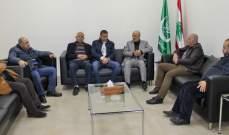"""لقاء بين """"الجماعة الاسلامية"""" و""""التيار الوطني الحر"""" في صيدا"""