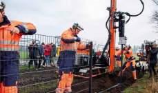 """""""حمى الخنازير"""" تتسبب بوضع سياج على الحدود بين ألمانيا والدنمارك"""