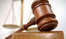 صوان طلب استدعاء موظف بصفة مستشار في أمن الدولة لاستجوابه بجرم تلقي رشى