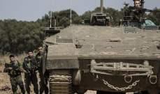 مسؤول إسرائيلي: قصف اليوم هو الأوسع على المضادات السورية منذ عام 1978