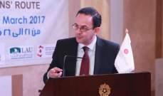 كيدانيان: لبنان من أهم البلدان التي تتمتع بسياحة شتوية