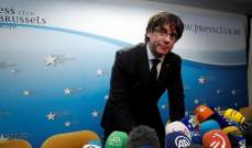 صحيفة إسبانية: بوتشديمون كان يدرس إمكانية الهروب إلى روسيا