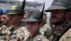 الأناضول: وصول جنود إيطاليين لإسناد الوحدات الكردية في سوريا
