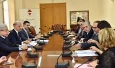 مخزومي: سنشرف هندسيا بالتعاون مع بلدية بيروت لحل أزمة مجاري الرملة البيضاء