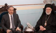 فرعون زار عودة:  المرشح المرتكب مفروض الا يصل الى الانتخابات