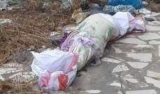 العثور على جثة رجل في محاذاة اوتوستراد الزهراني