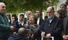 زين: على المجتمع الدولي العمل على إطلاق سراح عهد التميمي فورا