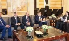 الحريري اطلع من مجلس إدارة حصر التبغ على الخطوات التحديثية التي يتم تنفيذها