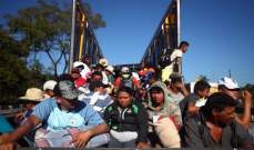 مقتل 25 مهاجرا من أميركا الوسطى في حادث سير في المكسيك