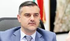 فادي الحسن: حركة المطار تفوق قدرته وتطويره يحتاج إلى 88 مليون دولار