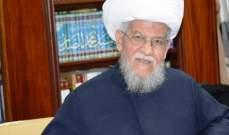 الشيخ عفيف النابلسي: إجرام آل سعود يستمر بطريقة جنونية