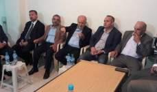 """لقاء انتخابي مشترك بين """"القومي"""" و""""أمل"""" في البقاع الغربي"""