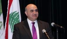 الدكاش التقى وفدا من مزارعي جبيل وكسروان وزار جان جبران