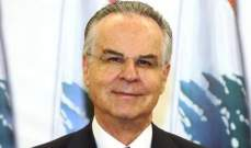 عدوان: نأمل أن تصبح الاستراتيجية الدفاعية وقرار السلم والحرب داخل مجلس الوزراء