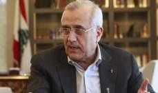 سليمان: الحكومة لا تمثل أكثر من نصف الشعب وأدعم المقاومة إذا كانت تحت سلطة الجيش