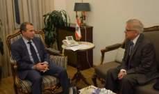 السفير الروسي: الاعتبارات اللبنانية لاعادة النازحين السوريين مقنعة