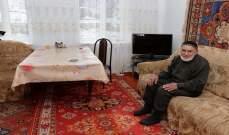 وفاة أكبر معمر روسي