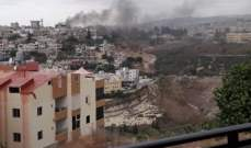 النشرة: قتيلان واكثر من 15 جريحا حصيلة الاشتباكات في مخيم المية ومية