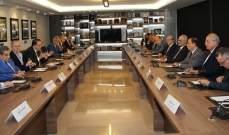 خليل: لا إصلاح من دون التزام سياسي والبنود الإصلاحية بموازنة 2018 لم تنفذ