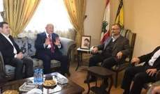 """تحضيرات لـ""""لقاء توضيحي"""" بين حزب الله والاشتراكي"""