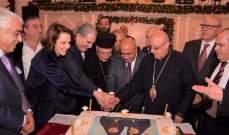 جريصاتي: الرئيس القوي يملأ المساحات بزهو القرارات الحاسمة والصائبة