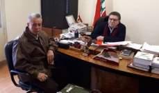 المولى اطلع على مشاريع جمعية امواج البيئة في النبطية
