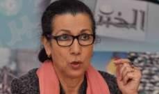 السجن المؤقت للويزة حنون في قضية شقيق بوتفليقة