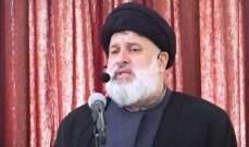 فضل الله يدعو لموقف إسلامي وعربي موحد ضد الجرائم التي تركتب ضد الشعب اليمني