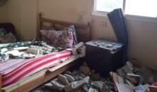 النشرة: إصابة شخص نتيجةانهيار سقف منزلفي منطقة الصرفند