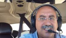 جمعية الطيارين الخاصين نعت طيارا قضى غرقا في صور
