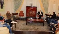 """النائب بهية الحريري اطلقت التحضيرات لـ"""" صيدا مدينة رمضانية """""""