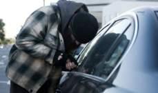 سرقة سيارة في إده البترونية