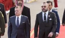 القمة الأردنية المغربية: لضرورة وجود دور عربي لحل الأزمة السورية يضمن عودة النازحين