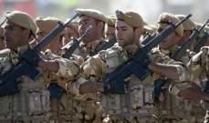 الجيش الإيراني يبدأ مناورات برية بمشاركة 12 ألف عسكري