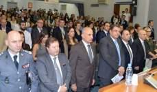 إنطلاق أعمال الندوة المخصصة لبحث الجوانب القانونية لقضايا اللاجئين