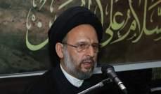 فضل الله:لبنان لم يخرج بعد من وطأة الصدمة التي أحدثتها استقالة الحريري