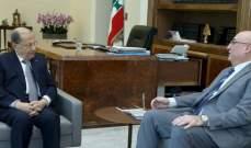 الرئيس عون استقبل جوزيف ابو فاضل: مكافحة الفساد مسؤولية كل المؤسسات وكل اللبنانيين
