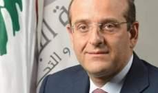 خوري: الموضوع الذي يعنينا هو تشجيع عودة النازحين السوريين